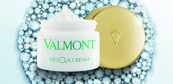 DetO2x cream valmont